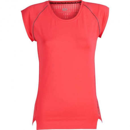 ATHLI-TECH T-shirt de running Eden - Femme - Rose