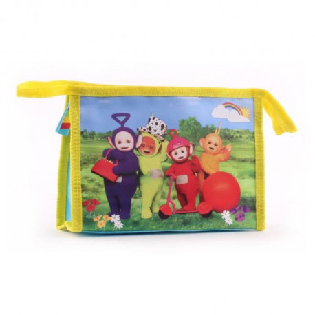 TELETUBBIES Trousse de toilette - 15cm - Bleu