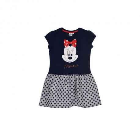 MINNIE Robe - Enfant fille - Bleu marine