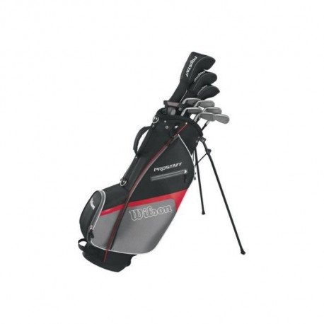 WILSON WGG130014 Prostaff Set de golf + Sac inclus