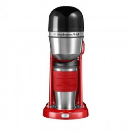 KITCHENAID 5KCM0402EER Cafetiere individuelle - Rouge Empire