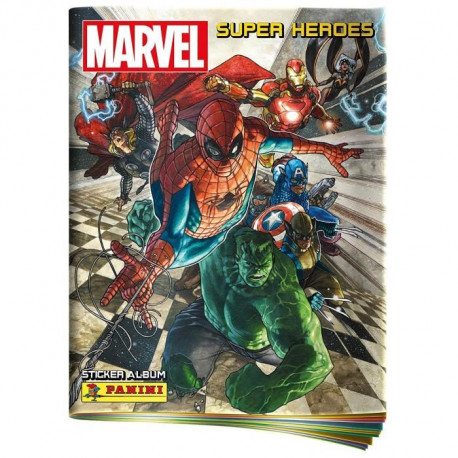MARVEL HERoeS Album