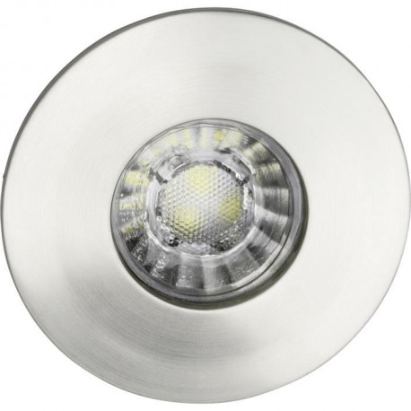 BRILLIANT Spot encastré fixe Nodus led ip44 - 4 W - 4000k