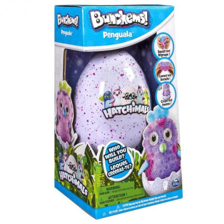 SPIN MASTER Bunchems oeuf Hatchimals