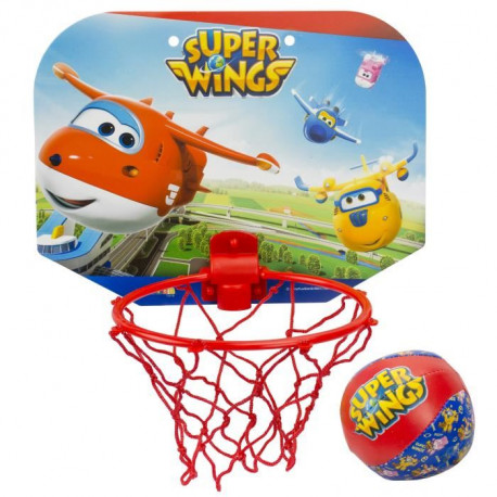 SUPER WINGS Mini Basket