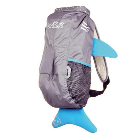 TRUNKI Sac de natation paddlepak large requin Finn