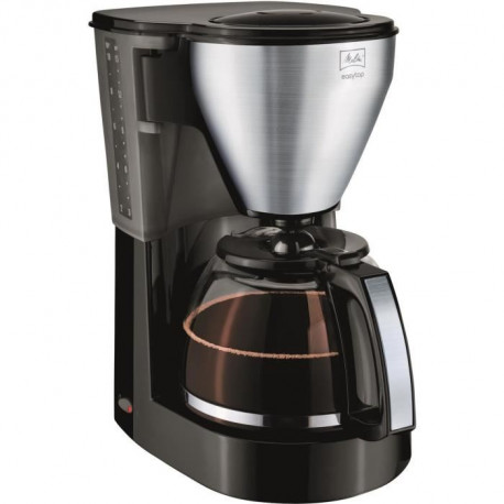 MELITTA 1010-04 Cafetiere filtre programmable Easy Top - Noir