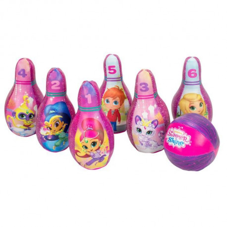 SHIMMER AND SHINE Set Bowling