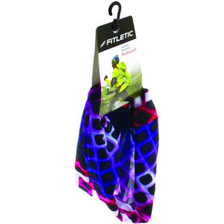 FITLETIC Bandeau Multiscarf - Violet rose