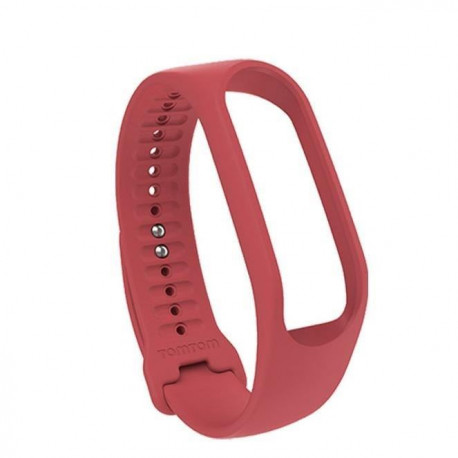 TOMTOM Bracelet Fin Touch Rouge Corail