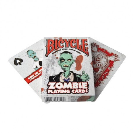 Cartes Bicycle Zombie