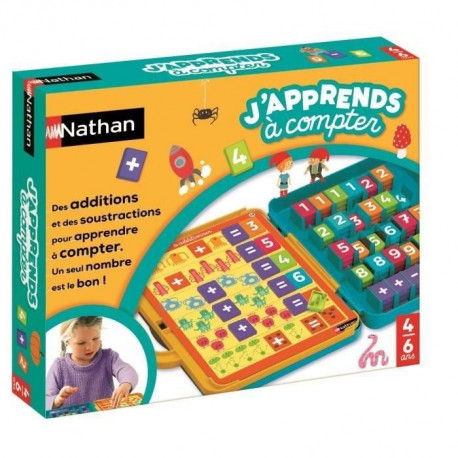 NATHAN - J'apprends a Compter