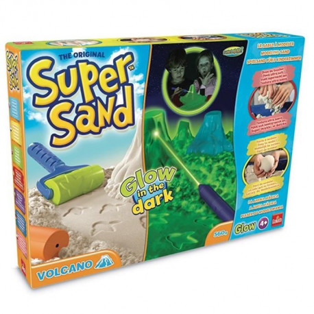 GOLIATH Super Sand - Glow In The Dark