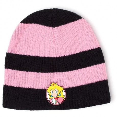 Bonnet Mario: Patch Princesse Peach