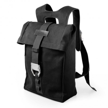 BROOKS Sac a Dos Islington Canvas Rucksack Noir Total