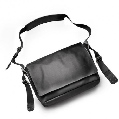 BROOKS Sac Barbican Canvas Messenger Noir