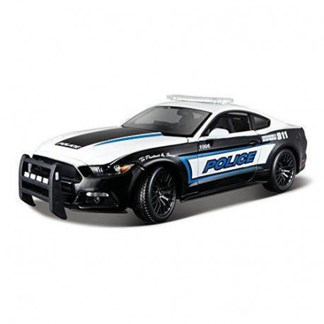 Maisto Voiture de collection 1/18 Ford mustang gt police