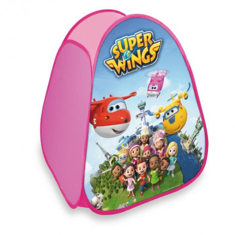 SUPER WINGS Fille Tente Indienne