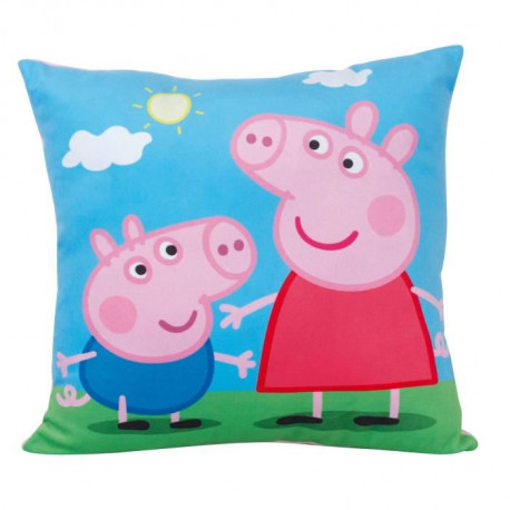 PEPPA PIG Coussin Carré