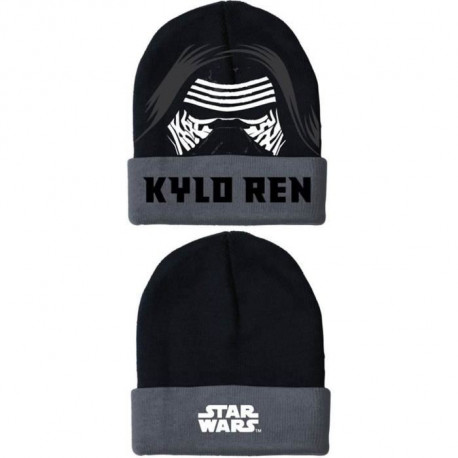 Bonnet Star wars Kyloren mask