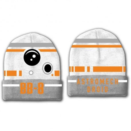 Bonnet Star wars BB8 droid