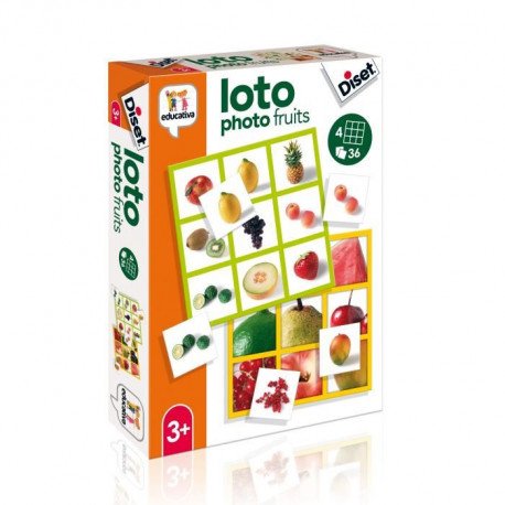 DISET - Loto Photo