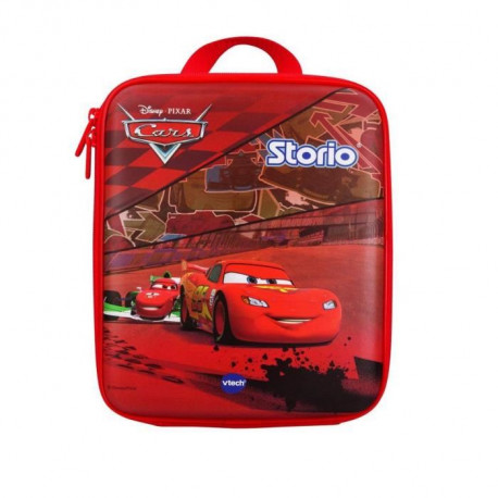 VTECH - Sac a Dos Storio Cars -  Protection et Transport