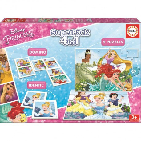 DISNEY PRINCESSES Superpack