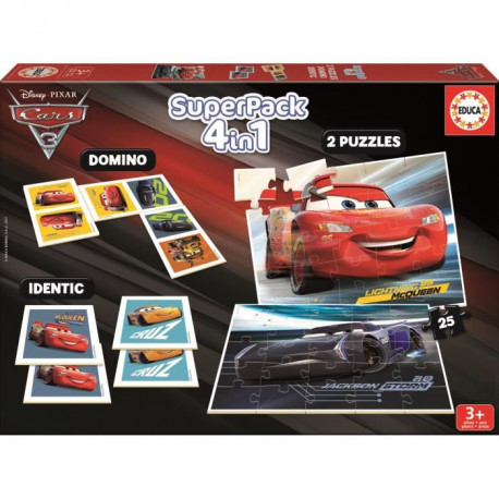 CARS 3 - Superpack