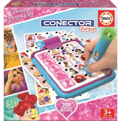 DISNEY PRINCESSES Conector JR