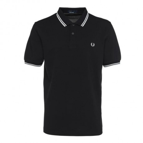 FRED PERRY Polo Homme Noir