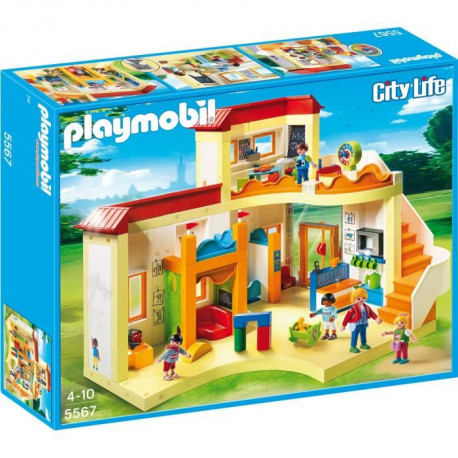PLAYMOBIL 5567 - City Life - Garderie Enfant