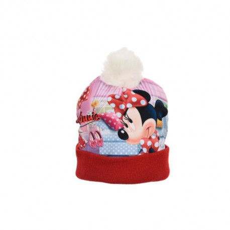 MINNIE Bonnet - Enfant fille - Rouge