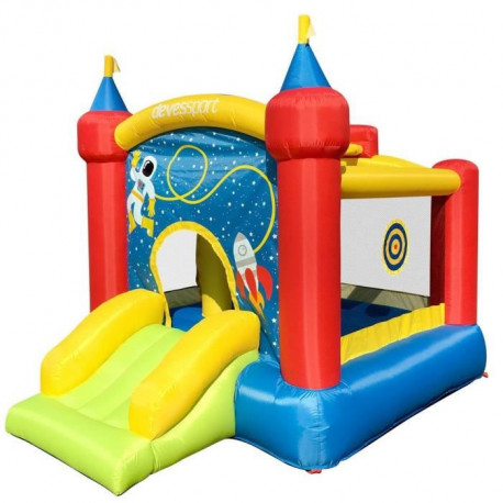 CHATEAU GONFLABLE Comos Aire de Jeux Gonflable Activities