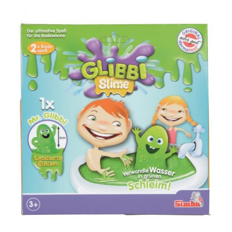 GLIBBI Slime Double Pack