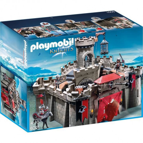 PLAYMOBIL 6001 - Knights - Citadelle des Chevaliers