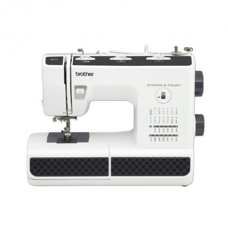 BROTHER HF27 Machine a coudre - Blanc