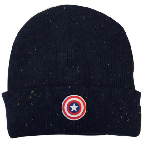 Bonnet Captain America: Logo