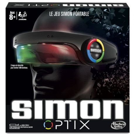 HASBRO GAMING - Simon Optix