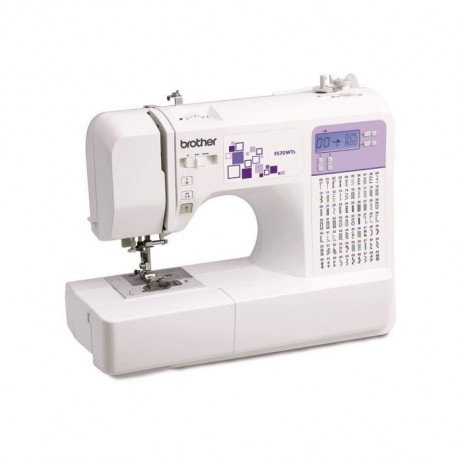 BROTHER FS70WTs Machine a coudre électronique - Blanc