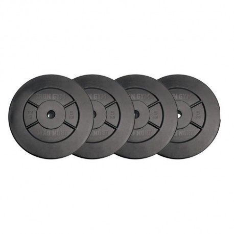 IRON GYM Set Halteres Ajustable 20Kg