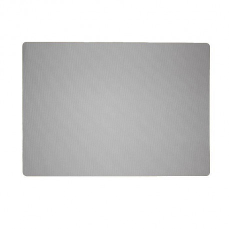 Set de table textile - 43x30 cm - Gris