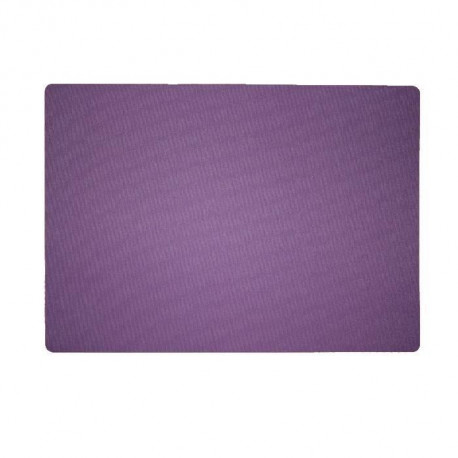 Set de table textile 43x30 cm Violet