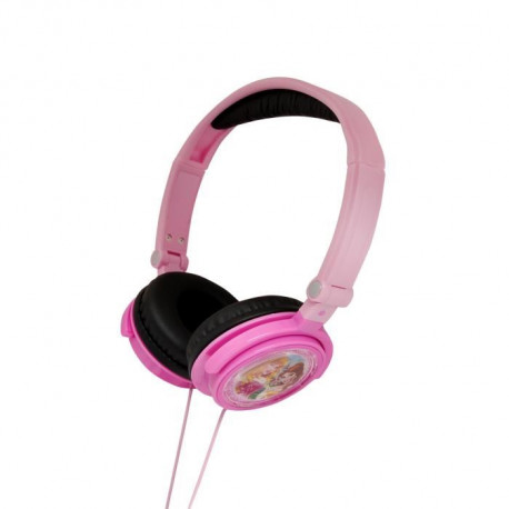 LEXIBOOK - DISNEY PRINCESSES - Casque Audio Enfant