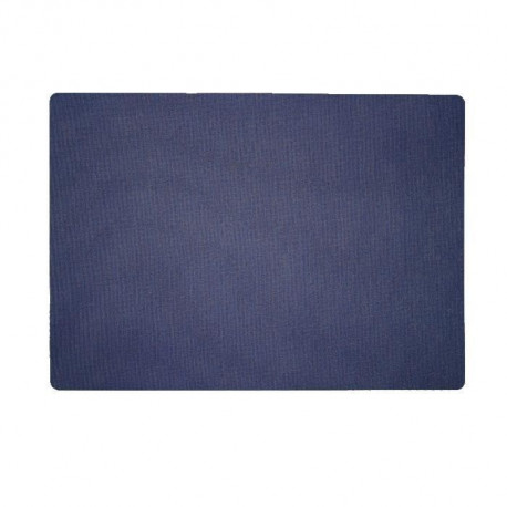 Set de table textile 43x30 cm Marine
