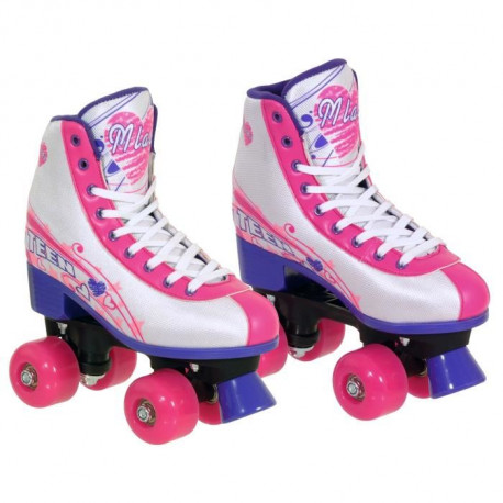 CDTS Patins a Roulettes DISCO - Taille 34/35