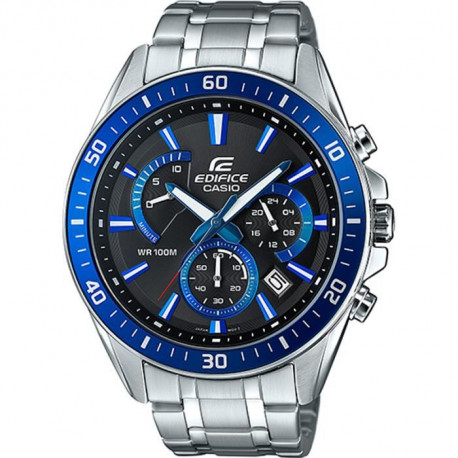CASIO Montre Quartz Edifice EFR-552D-1A2VUEF Homme
