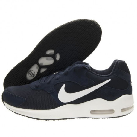 NIKE Baskets Air Max Guile - Homme - Bleu marine