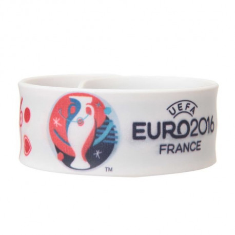 Euro 2016 France Bracelet Slap Supporter FTL
