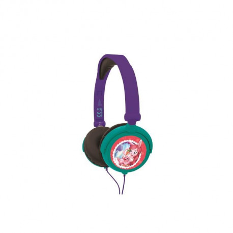 LEXIBOOK - ENCHANTIMALS - Casque Audio Enfant